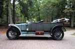 1911 Panhard et Levassor Type X14 25 HP Torpédo  Chassis no. X14 27065 Engine no. 27065