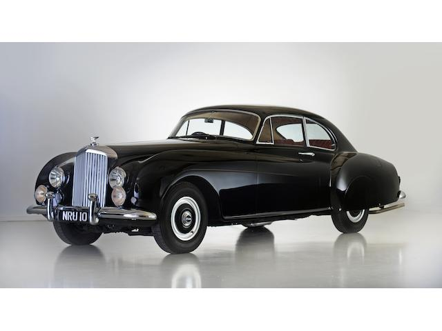 1953 Bentley R-Type Continental Sports Saloon  Chassis no. BC24B Engine no. BCB23