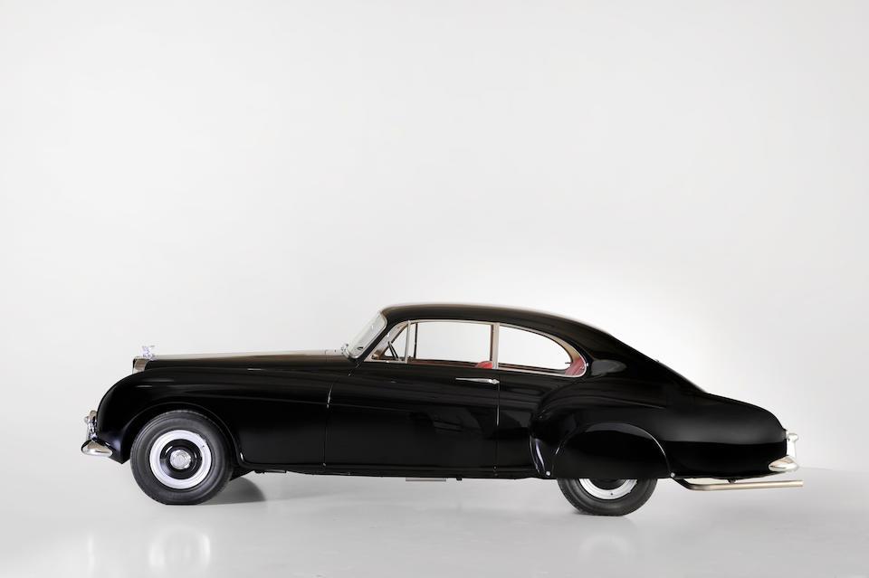 1953 Bentley R-Type Continental Sports Saloon  Chassis no. BC24B Engine no. BCB23