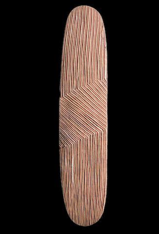 A Wunda Shield, Western Australia Length: 80.5cm