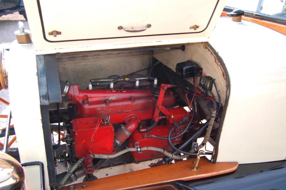 1915 Metz Model 25 Tourer, Chassis no. 35847 Engine no. 35847