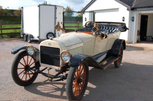 1915 Metz 25 Tourer
