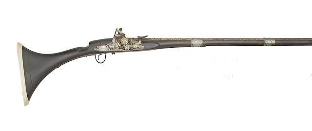 A North African (Moroccan) 25-Bore Snaphaunce Gun