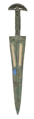 A Siberian Bronze Dagger