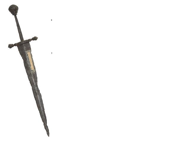 A Left-Hand Dagger