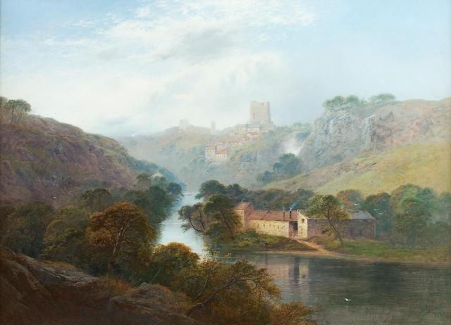 George Blackie Sticks (British, 1843-1938)