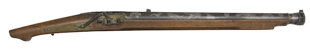 A Heavy 6-Bore Matchlock Musket