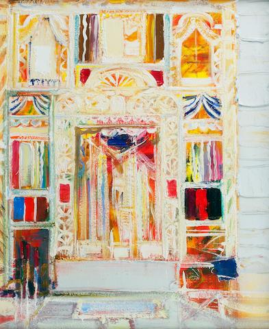 Sir Robin Philipson, RA PRSA FRSA RSW RGI DLitt LLD (British, 1916-1992) Altar