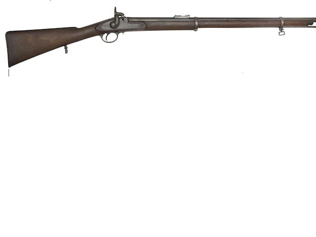 A .577 Percussion Commercial Short Rifle Of 1858 Pattern Type