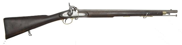 An 18-Bore 1842 Model Percussion Constabulary Carbine