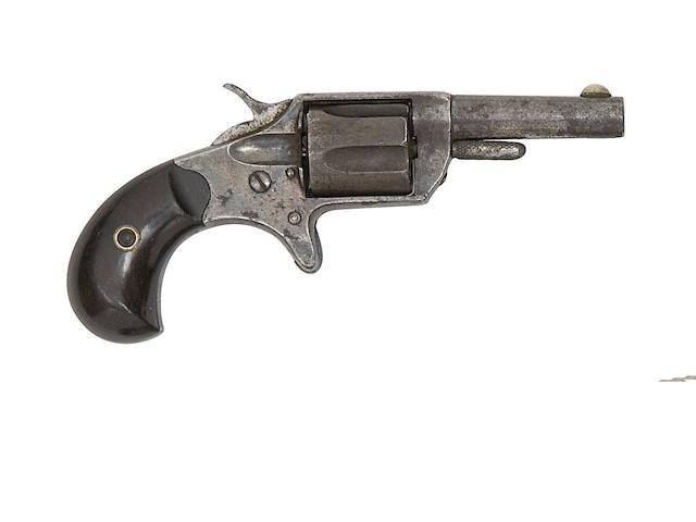 A .30 Colt New Line Five-Shot Rim-Fire Revolver