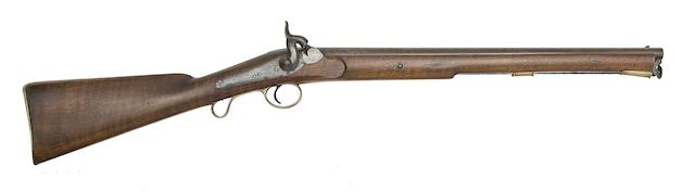 An 18-Bore Commercial Percussion Cavalry Carbine Of Service Type