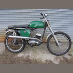 c.1967 Triumph Tiger Cub/Bantam 172cc Trials Motorcycle Frame no. T20B 8006 Engine no. D10 1291