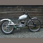 Property of a deceased's estate ,c.1959 BSA Bantam D7 172cc Trials Motorcycle Frame no. to be advised Engine no. ED7B 3584