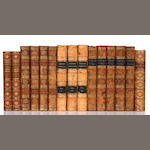 BINDINGS STERNE (LAURENCE) Works, 4 vol.