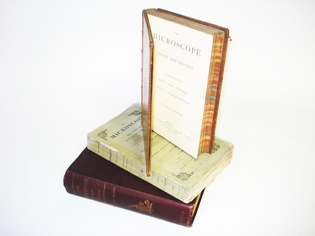 Three books on the microscope (3)