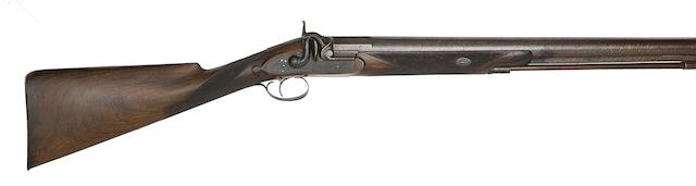 A 5-Bore Percussion Wildfowling Gun