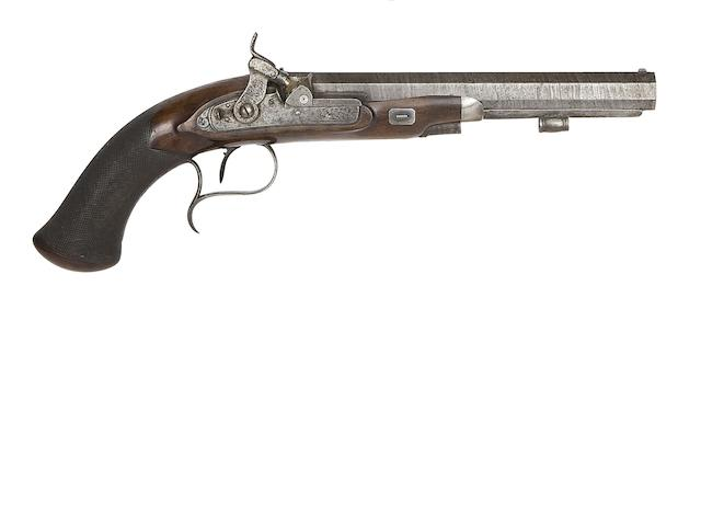 A 32-Bore Percussion Duelling Pistol