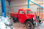 1947 Ford E83W 'Thames' Pickup  Chassis no. 1C/1234325 Engine no. C43807
