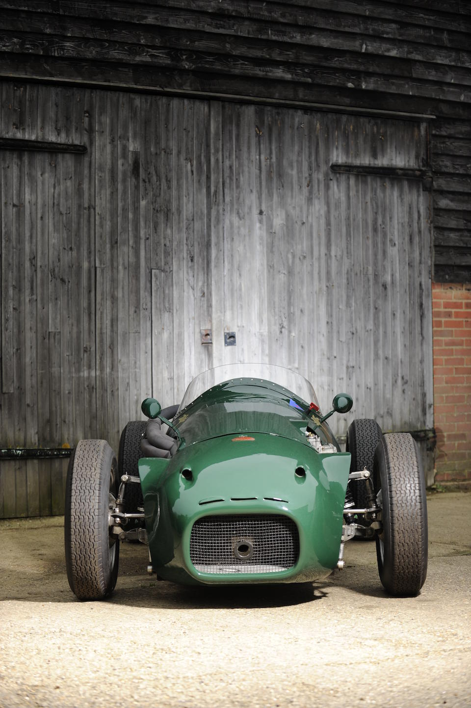 1957-Style Connaught B-Type Formula 1 Racing Single-Seater  Chassis no. B10 Engine no. 6