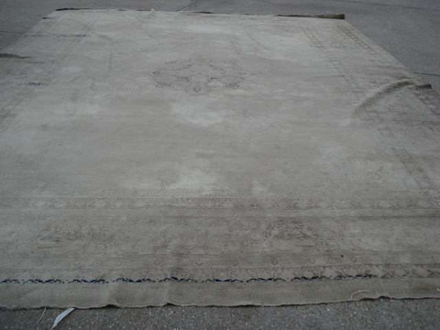 A large Tabriz carpet,  North West Persia, 670cm x 460cm