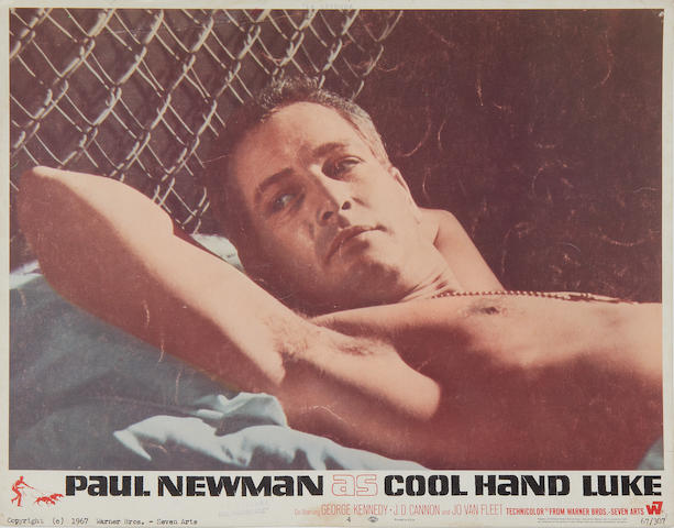 A collection of lobby cards, 19..-19..