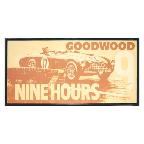 Tony Upson, 'Glorious Goodwood',