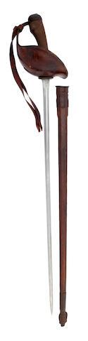 A 1908 Pattern Cavalry Trooper's Sword