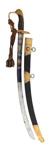 An 1803 Pattern Infantry Officer's Sabre