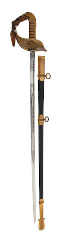 A Royal Air Force Officer's Sword