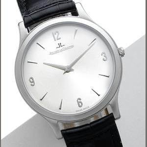 Jaeger-LeCoultre. A stainless steel manual wind wristwatch together with presentation box and papers   Master Control, Ref:3132, Case No.1458795, Movement No.3257454, Sold 4th of September 2006