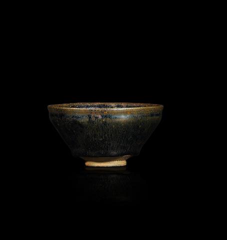 A Nogime Tenmoku tea bowl Song dynasty