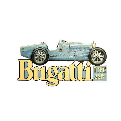 Tony Upson, 'Type 35 Bugatti',