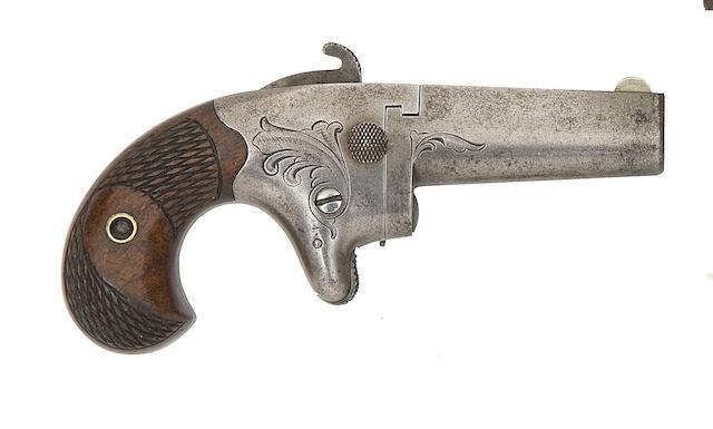 A .41 Colt Second Model Rim-Fire Deringer