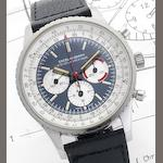 Excelsior Park. A stainless steel manual wind chronograph wristwatch EXCEL-O-GRAPH, Circa 1975