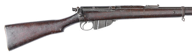 A .303 'Lee-Speed' Long Lee-Enfield service rifle by B.S.A., no. F967/10899/20557