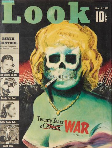 Scorpio Rising: A 'Look' magazine prop, 1963,