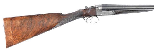 A 12-bore boxlock ejector gun by Joseph Lang & Son, no. 8409