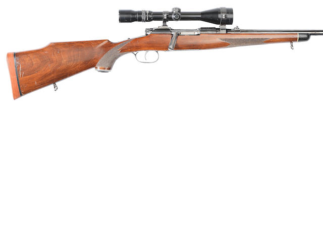 A .270 (Win) 'Mod. MCA' sporting rifle by Steyr, no. 57119
