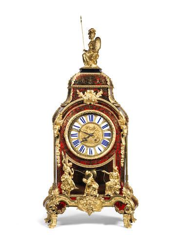 Boulle Bracket Clock
