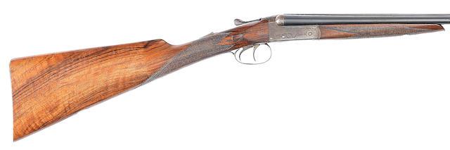 A .410 boxlock non-ejector gun by C.G. Bonehill, no. 7859