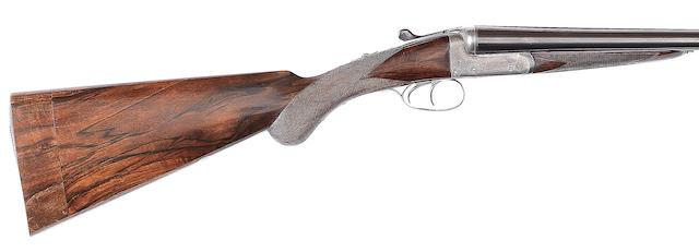 A 12-bore 'Crown XXV Model' boxlock ejector gun by E.J. Churchill, no. 4829