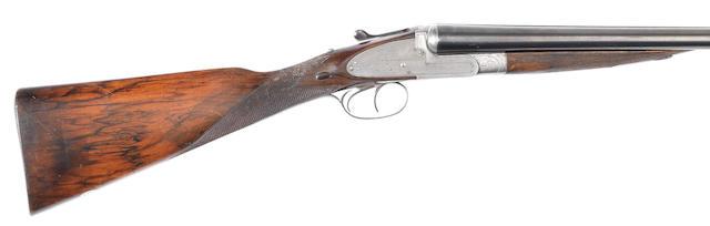A 12-bore sidelock ejector gun by Thomas Horsley & Son, no. 3688