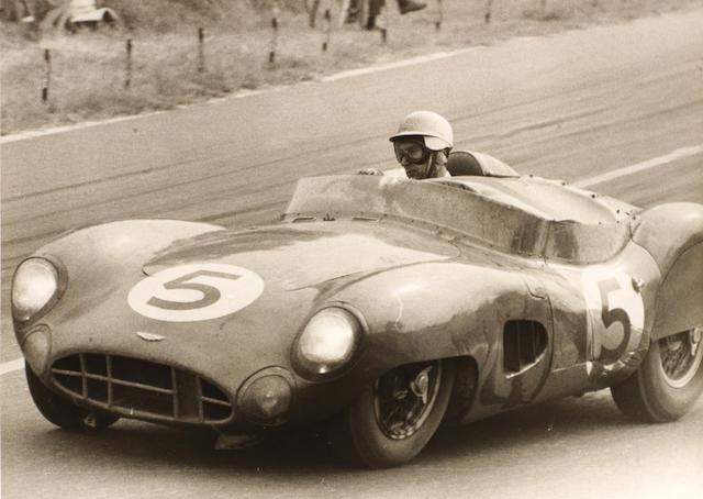 A quantity of 1958, 1959 and 1960 Le Mans 24 Hour original press photographs,