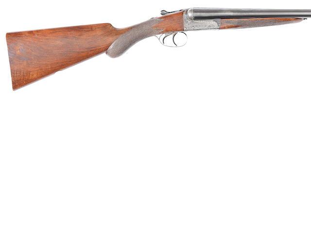 A 12-bore boxlock ejector gun by Webley & Scott, no. 129022