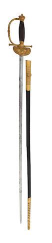 A Court Sword
