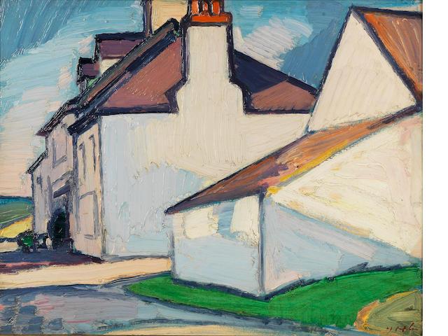 Samuel John Peploe, RSA (British, 1871-1935) Crawford