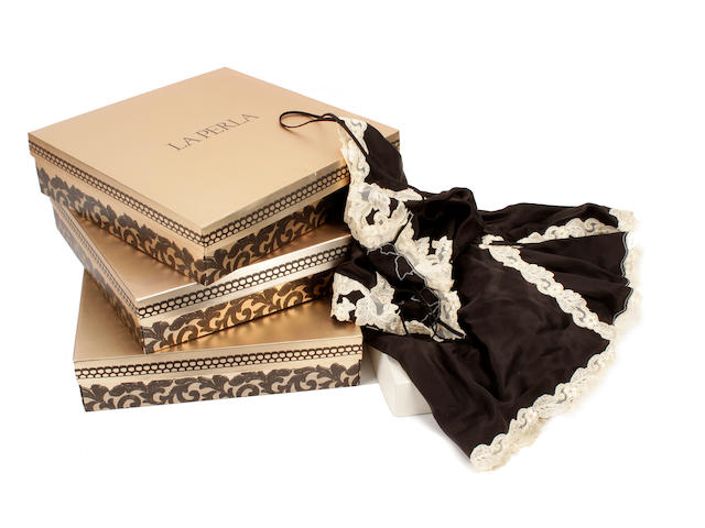A quantity of La Perla boxed underwear sets