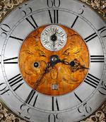 A late 18th century figured mahogany 8 day longcase clock J. Furnas. Liverpool