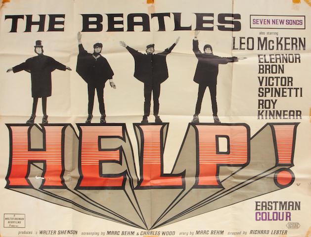 The Beatles: Help!, United Artists, 1965,